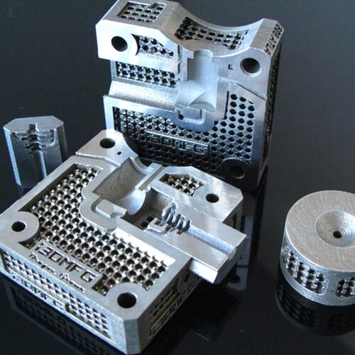 3D Printing, DMLS For The Tooling Industry