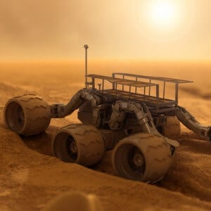 3D Metal Printed Robotics