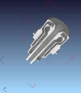 3-D Printed Rocket Parts