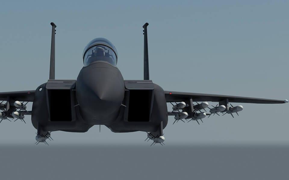 Boeing 3D Printing