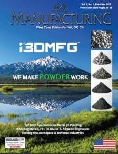 I3DMFG A2Z Manufacturing