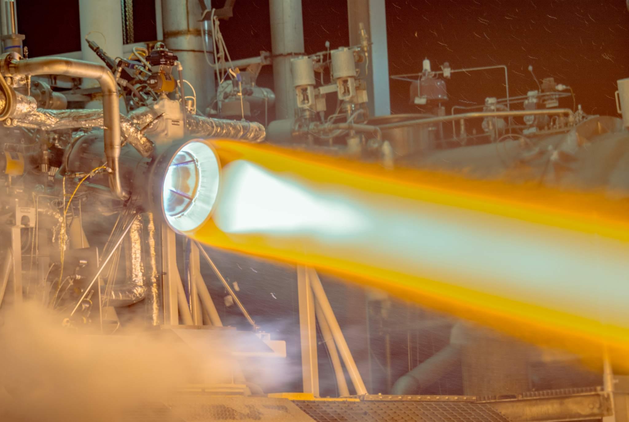 Aerojet-Rocketdyne-3-D-Printed-Copper-Thrust-Chamber-Assembly